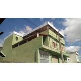 Casa No Sul De Minas , Cidade De Cruzília , 03 Andares , 02 Lojas Excelentes Para Comercio.pode Ser Padaria , Loja Material Construção ,etc. - 4080