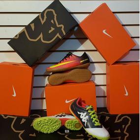 Combo Nike Mercurial Futsala Original+gratis Zapatilla Kappa