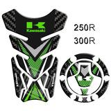 Protetor De Tanque E Bocal Kawasaki Ninja 250 300 Z750 33258