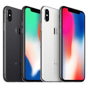 Iphone X 256 Gb Color Plata Y Gris Espacial Ambos Colores
