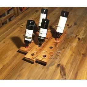 Vinoteca madera rustica decoraci n para el hogar en mercado libre argentina Vinotecas de madera