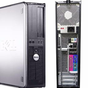 Cpu Dell 2gb Ram Original Hd 160gb Sata Usb Red Win7 Lomas