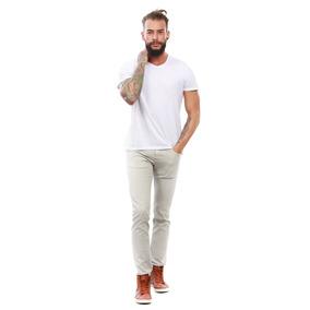 Calça Jeans Masculina Skinny Confort - 251400
