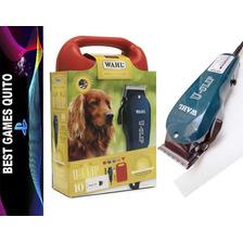 Cortadora Wahl Para Cortar Pelo Para Perros Kit 10 Piezas
