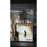 Silent Hill Origins Ps2 Envio Gratis