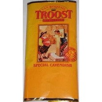 Tabaco Pipa Troost Special Cavendish 50g Envio Gratis (ver)