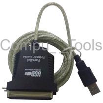 Cable Adaptador Paralelo Centronix A Usb