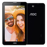 Tablet 7 Aoc 4 Nucleos Android 7.1 Bluetooth Wi Fi 1gb Ram