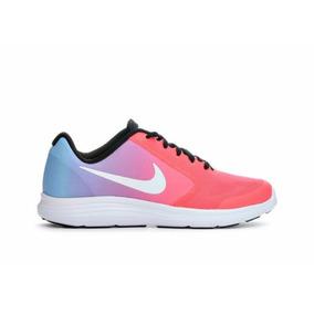 Zapatos Nike Revolution 3 100% Auténticos Originales. 5.5us