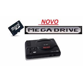 Micro Sdcard Para Megadrive (novo) Best Edition