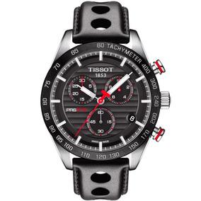 Reloj Tissot Prs 516 Piel T1004171605100 Cronógrafo E-watch