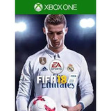 Fifa 18 2018 Fisico Original Xbox One