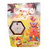 Figura Dragon Ball Z Muñecos Goku Vegeta Juguete Niño