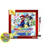 Mario Party Island Tour 3ds Region Europea Pal Nuevo Sellado
