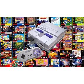 Colección Roms Super Nintendo. (snes) Para Pc. 11337 Roms