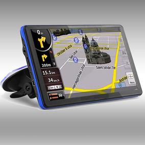 Gps 7 Pulgadas Gauss 3d Tv Digital Tda Bluetooth Video Av/in