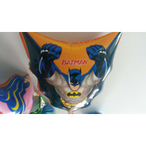 Globo Forma Por 1 Unidad Batman 60cm