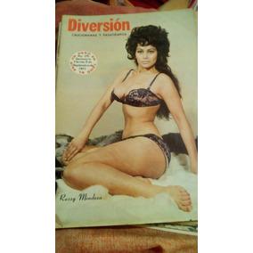 Revista Diversion #175 Rossy Mendoza