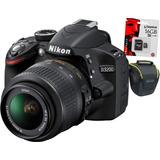 Nikon D3200 / D3400 Kit 18-55 Memo + Bolso En Stock!!!!!!