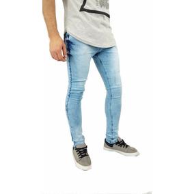 Calça Jeans Masculina Lycra Super Skinny Empório