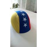 Forro Venezuela Casco Niño Bandera