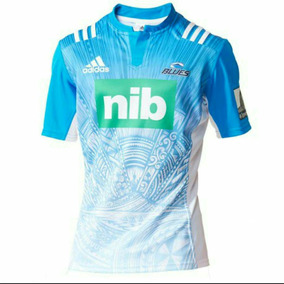 Camiseta Super Rugby Blues adidas