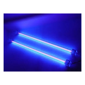 Oferta!! Tubos Fluorescentes Color Azul 36w T8.mca France