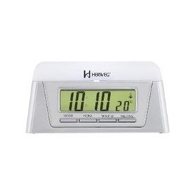Despertador Herweg 2959 Para Deficiente Visual,frete Grátis
