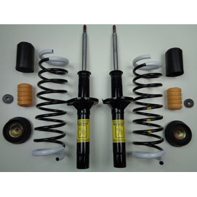 Amortececedores Dianteiros De Escort Hobby +molas +kit Bat.