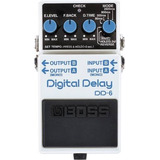 Pedal Delay Digital Boss Dd-6