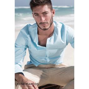 Camisas De Playa, Lino Y Algodon Menudeo Y Mayoreo S,m,l,xl