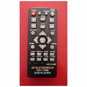 Controle Remoto Dvd Lg Cov31736202 Varios Modelos Paralelo