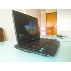 Notebook Asus G751jt 16gb Ddr3 Ssd 120gb Hd Gtx970m 3gb 17