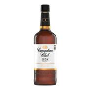 Whisky Canadian Club 750ml 40% Alc