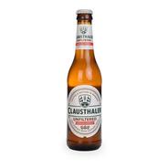 Cerveza Clausthaler 0% Alcohol Pack X 6 Sin Filtrar Porron
