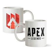 Caneca Apex Legends Em Cerâmica
