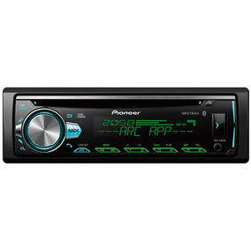 Som Automotivo Pioneer Deh-x50 Br - Cd Player, Bluetooth, R
