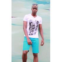 Bermudas Degrade Rois Hombre Varios Colores
