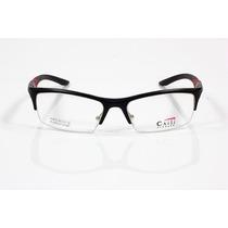 Armação Oculos P/ Grau Aluminium Importado Sport Promoção
