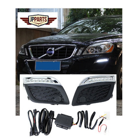 Acessorios Volvo Xc60 2013 A 09 Drl Daylight Leds Diurnos