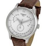 Reloj Tissot T0636371603700 Cronografo Zafiro Malla Cuero