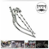 Garfo Lowrider Aro 20 E 26 Bicicleta Low Rider Spring Harley