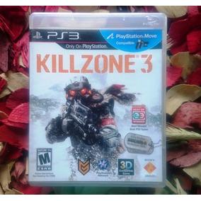 Killzone 3 - 100% Português - Mídia Física - Ps3 - Impecável