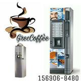 Alquiler Máquinas Expendedoras De Cafe