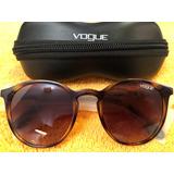 Óculos Escuros Vogue Tartaruga