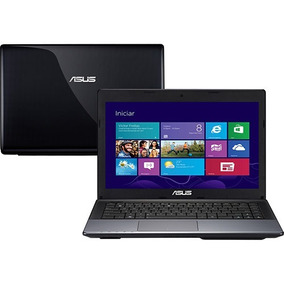 Notebook Asus X45u Amd 4gb 320gb Windows 14