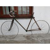 Bicicleta Antigua Peugeot Paris 1946 Francesa