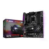 Board Msi H270 Gaming Pro Carbon Socket Intel 1151
