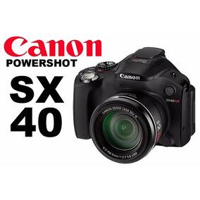 Camara Canon Sx40 Hs Envio Gratis Excelentes Condiciones