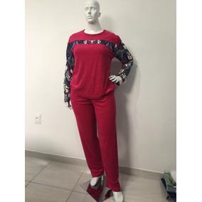 Pijama Plus Size Feminino Inverno Plush